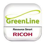 Sustainability - Our commitment to the Planet - Greenline logo